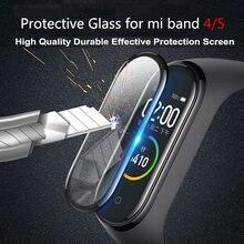 3d Защита экрана для xiaomi mi band 4 5 защитное стекло miband