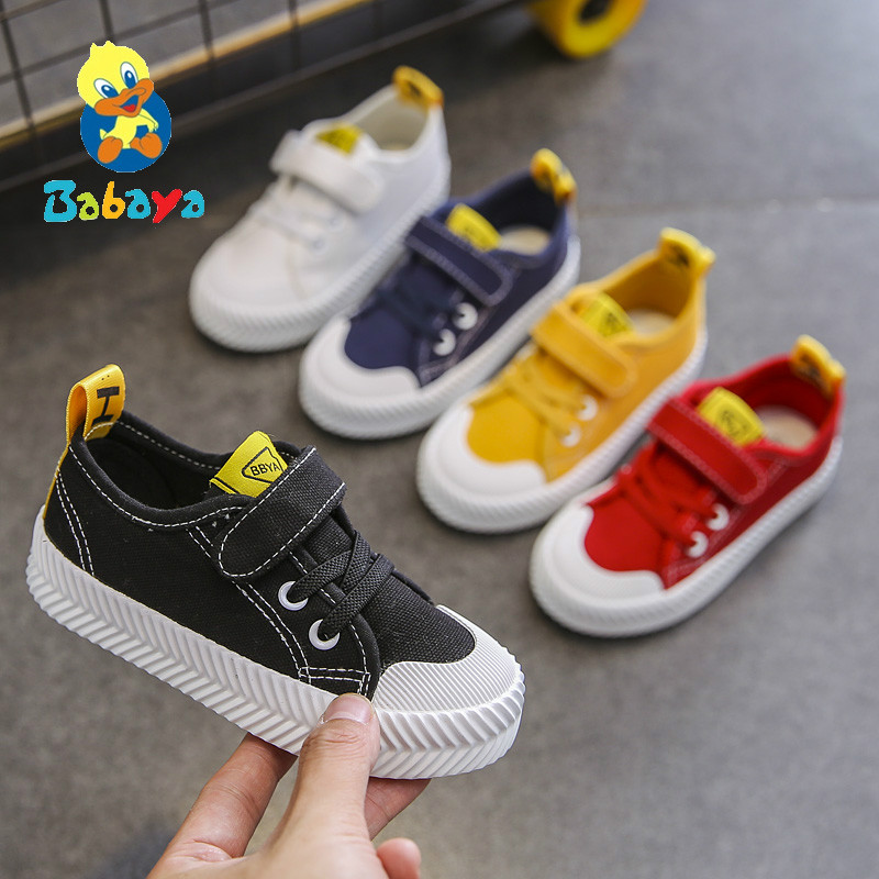 Kids Shoes Breathable Boys Sneakers Girls Casual Sport Shoes Children Canvas Shoes Fashion Kids Shoes For Boys High Casual Shoes