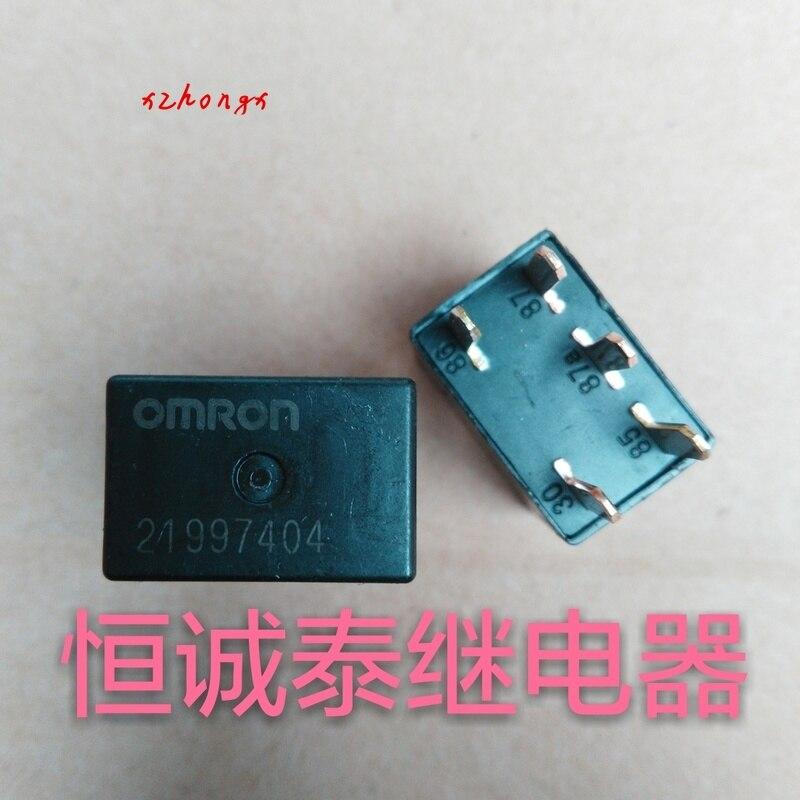 21997404 12V 35A Relay 21997404 12V 5-pin Loose New