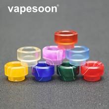 30pcs 810 Drip Tip Acrylic Drip Tip For TFV12 TFV8 BIG BABY Kennedy 24 Tank Vape Mouthpiece E Cigarette Drip Tips