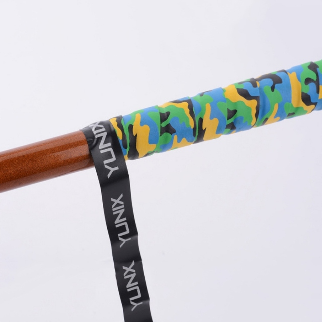new 1pcs Breathable Fishing Rod Overwraps Fishing Pole Handle Cover Wrap Sweat Absorbing Belt Anti-slip Fishing Rods Accessories 2