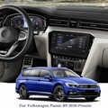 Für Volkswagen Passat B9 2020-Präsentieren Auto Styling GPS Navigation Bildschirm Glas Schutz Film Dashboard Display Film Zubehör