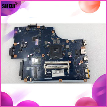 Placa base para ordenador portátil para Acer Aspire 5741, 5741G, PC notenook, placa base Tablero Principal MBWJU02001 HM55 NEW70 LA-5892P, DDR3 test ok