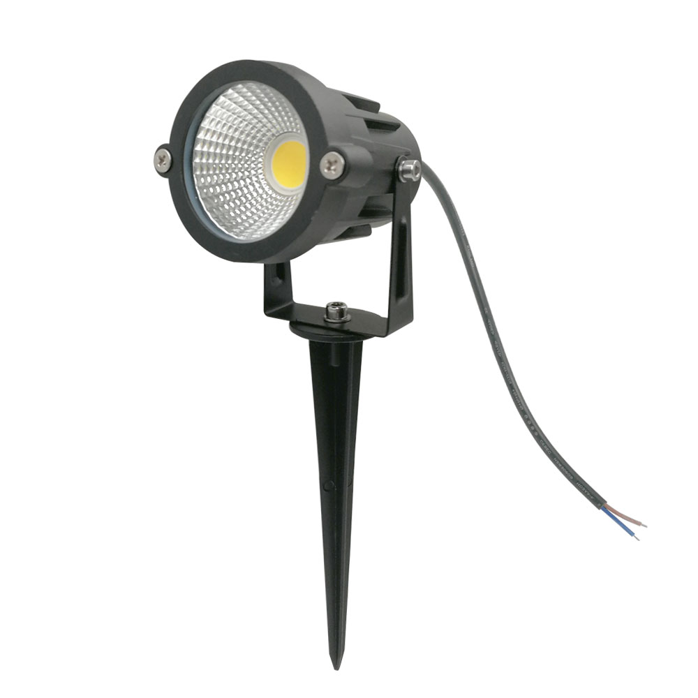 Outdoor Spot Light Led Outdoor 7W 9W 12W 10W Outdoor Spotlight 12V 110V 220V Christmas Spot Light For Garden Decorating