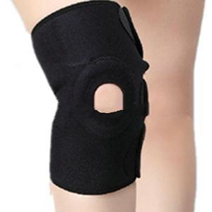 Knee Support Brace Single Wrap Compression Sleeve Stabilizer for Arthritis Meniscus Patella Protector Running Men Women 1PCS
