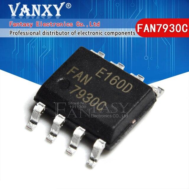 10PCS FAN7930C SOP8 FAN7930 SOP 7930C SMD