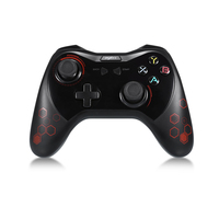 PXN 9606 Wireless Bluetooth Gamepad Game Controller Joystick With Phone Bracket/Receiver For Android Smartphones Tablet Tv Box