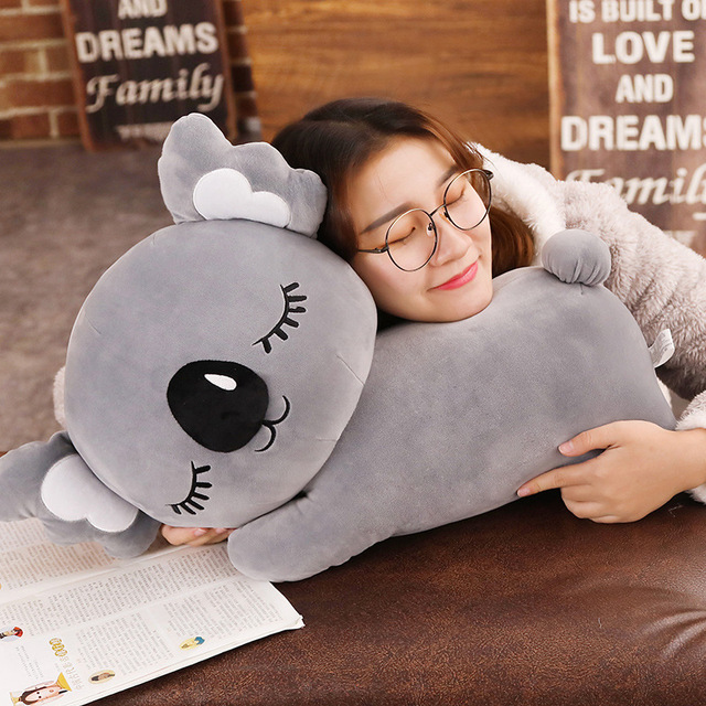 Australia animal baby koala doll stuffed koala bear plush toy soft doll koala toy high quality kids toys girls gift