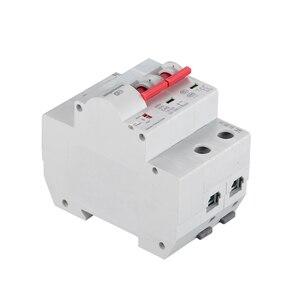 Image 4 - Интеллектуальный автоматический выключатель eWeLink, Wi Fi, 2P, с защитой от перегрузки, работает с Amazon Alexa Google home