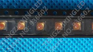 Image 1 - SEOUL  SSC Z5   Z Power series  High Power LED   2.3W  3535  Amber  590 592.5nm   SZA05A0A