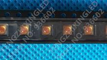 سيول SSC Z5 Z الطاقة سلسلة عالية الطاقة LED 2.3W 3535 العنبر 590 592.5nm SZA05A0A