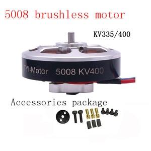Image 5 - 8 個 5008 400KV ブラシレスモーター + 8 個 40A ESC + 8 個 1555 プロペラ rc 飛行機