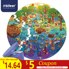 MiDeer 150PCS Puzzles Toys Educational Hand-painted Jigsaw Board Style Box Set for Kids Gifts >3 Years Old