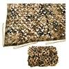 Desert digital camouflage net Garden pet  Awnings shade net car cover Size 2X3m 3X3m 3X4m 4X5m
