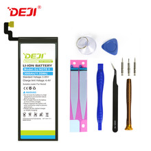 DEJI For SAMSUNG note 5 Battery S6 bateria Real Capacity 3000mAh Internal Bateria Replacement for n9200 S7