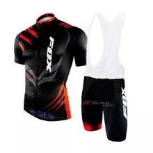 Conjunto de ropa de ciclismo para hombre y mujer, set de ropa de ciclismo de montaña, uniforme de ciclismo