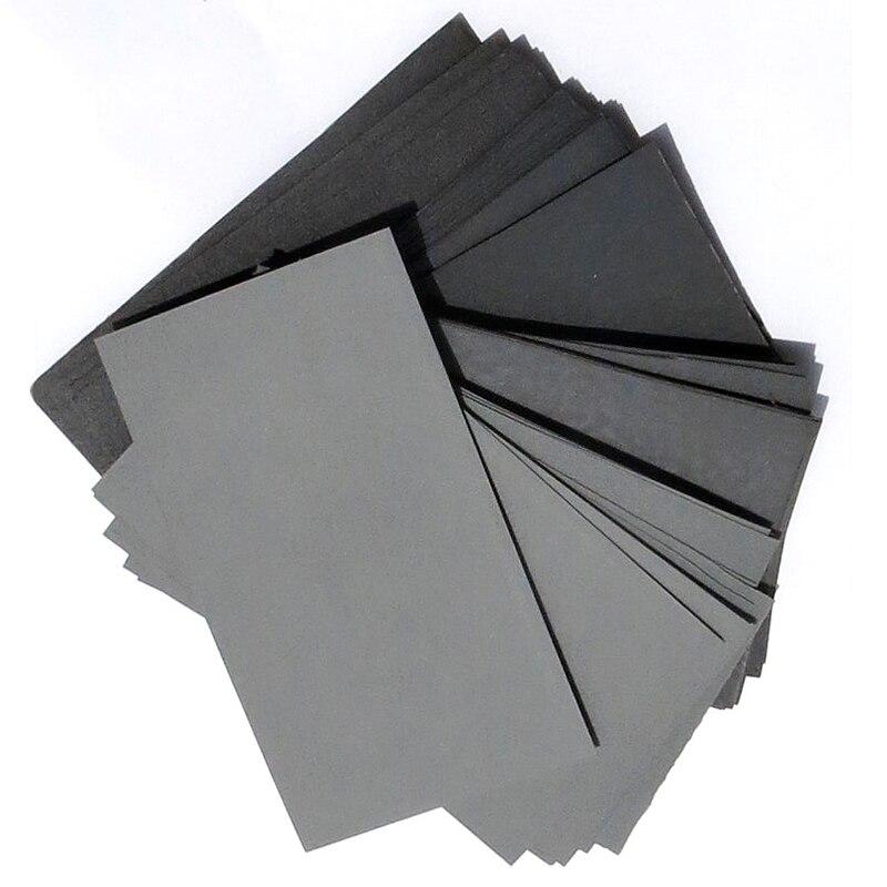 70pcs Sandpaper Sandpaper 3\\\