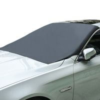 Universal Windshield Snow Ice Cover Waterproof Sun Protection Cover For Car|Windshield Sunshades|Automobiles & Motorcycles -