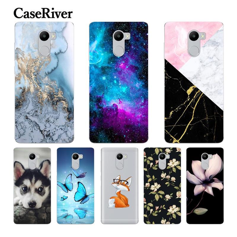 Caseriver Cover Phone-Back-Shell Soft-Silicone Xiaomi Redmi Coque 16GB 4-Bags
