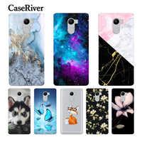 CaseRiver Soft 16GB For Xiaomi Redmi 4 Case Cover Phone Back Shell For Redmi 4 Case Coque Soft Silicone Case For Xiaomi Redmi 4