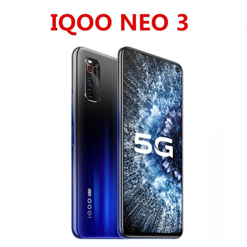 Clearance SaleVivo Snapdragon 865 IQOO NEO 3 128GB GSM/LTE/WCDMA Supercharge Game Turbogpu Turbo Octa Core