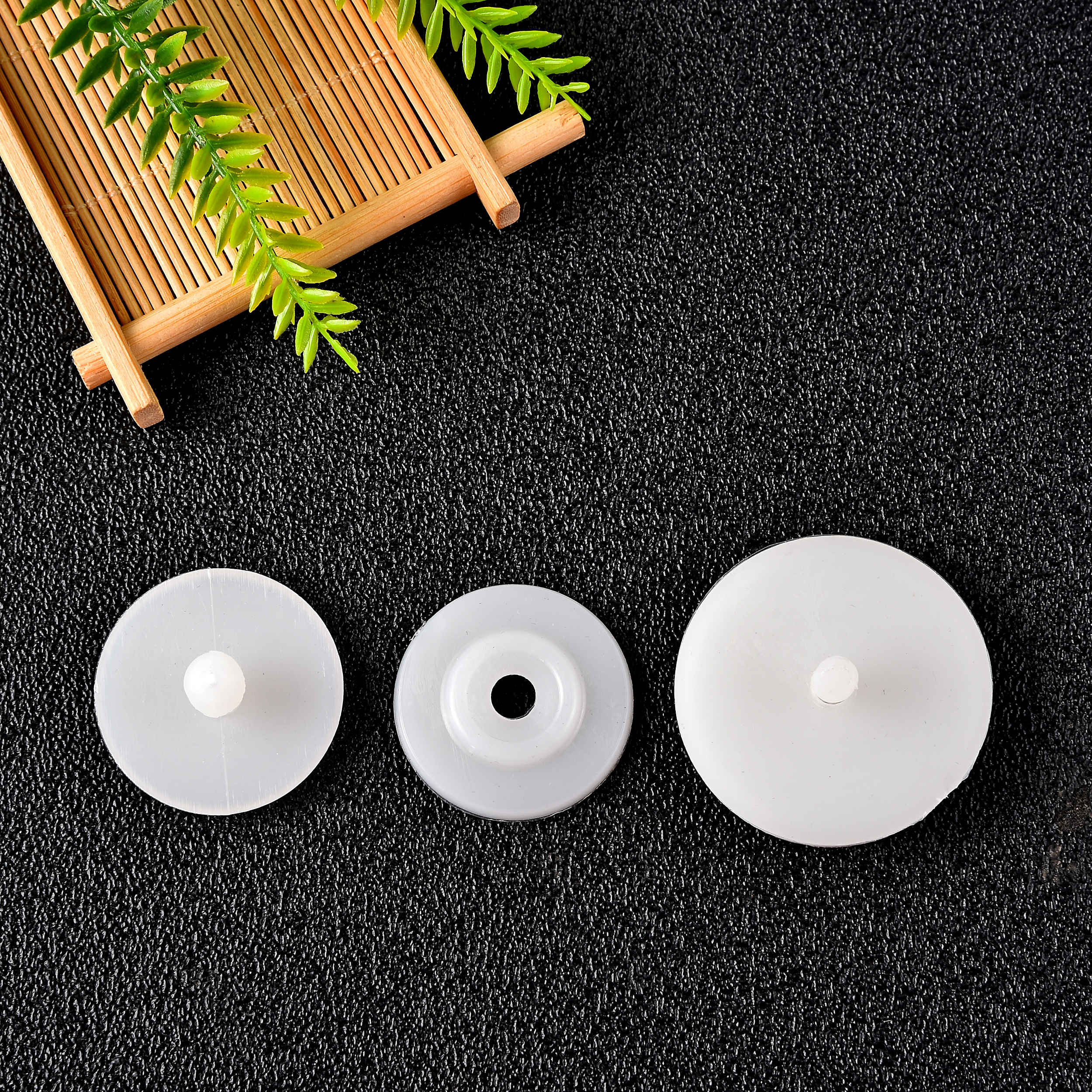 20Sets 15/20/25/30/35mm White Plastic Doll Joints Dolls Accessories For Stuffed Toys Teddy Bear Making DIY Crafts Child Gift