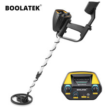 BOOLATEK Metal Detector MD4030P Impermeabile Metropolitana Metal Detector Oro Finder Treasure Hunter