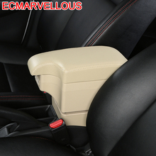 Accessory Car-styling Car Arm Rest Decorative Modification Modified Mouldings Interior Armrest Box 16 17 18 FOR Chevrolet Sail