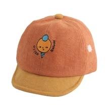 купить Cute Boys Girls Children Ball Caps Kids Hats Adjustable Sun Protection Hat Cartoon Baseball Cap Casual Visors Baby Accessories дешево