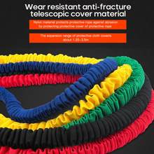 Nieuwe Fitness Weerstand Bands Gym Apparatuur Elastische Bands Voor Yoga Pull Touw Fitness Workout Home Excerciser Training(China)