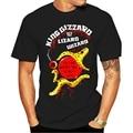 2020 футболка с изображением мастера Кинг гизкарда и ящерицы, Эксклюзивная Мужская футболка с изображением Мельбурна, повседневная мужская ф...