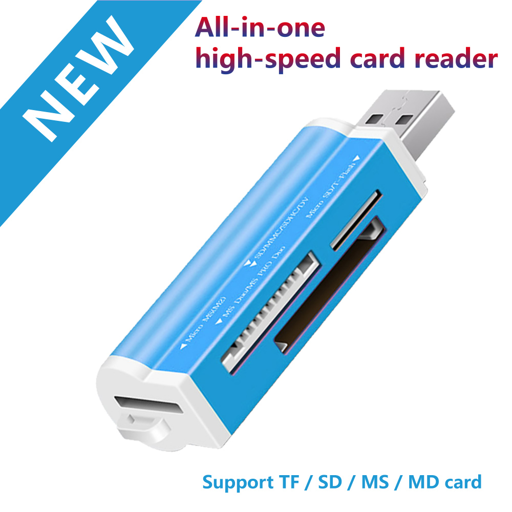Memory Cards Reading Device Micro USB OTG To USB 2.0 Adapter SD Card Reader For Android Phone Tablet PC