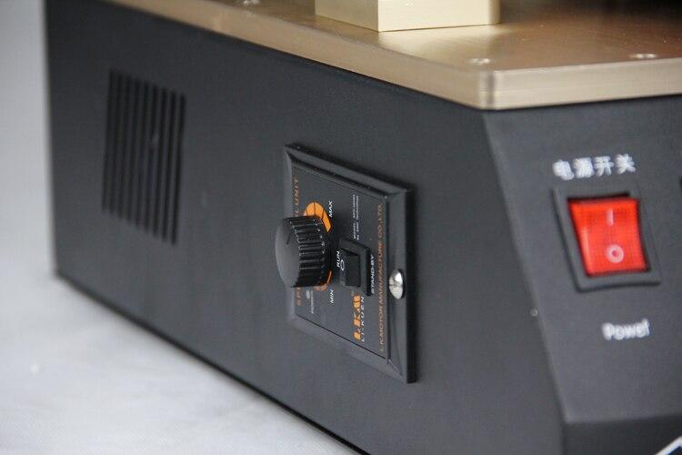 Купить с кэшбэком TBK-958 Aluminum Alloy Automatic Separator Touch Screen Repair, LCD Screen Repair, Built-in Temperature Control Chip