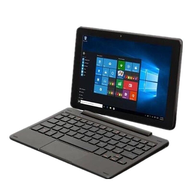 Fxx9 8.9 pouces 2 en 1 tablette Windows 10 1280x800 IPS 1 + 32GB HDMI Quad Core Wifi Bluetooth clavier dur détachable avec broche pogo