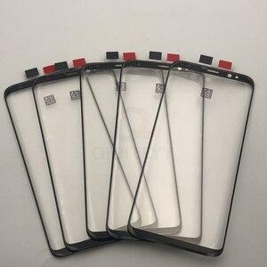 Image 5 - S8 + S9 + استبدال الزجاج الخارجي لسامسونج غالاكسي S8 S8 زائد S9 S9 Plus شاشة إل سي دي باللمس شاشة الجبهة الزجاج الخارجي عدسة