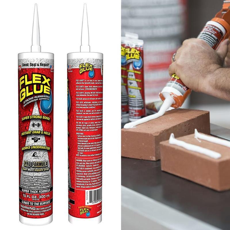 Cola de madeira universal forte emborrachado à prova dwaterproof água casa reparação ao ar livre forte cola adesiva para o pátio