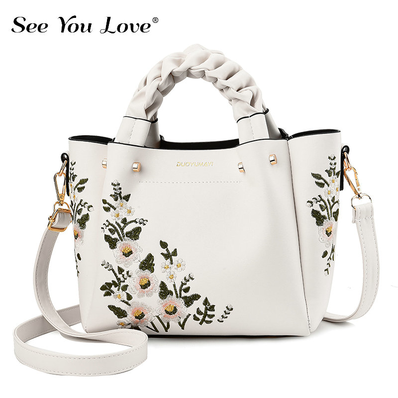 SEE YOU LOVE New Ladies Crossbody Bag For Women 2020 Brand Soft Zipper Leather Female Handbag Flap Women Messenger Shoulder Bags