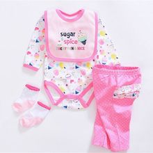 цены Reborn Baby Doll Clothes Change Of Clothes For NPK Reborn Baby Doll 22 Inch Realistic Babies Doll Newborn Baby Doll   E65D