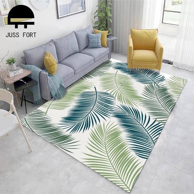 Multiple Sizes Geometric Living Room