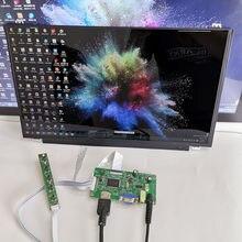 15.6 cal pojemnościowy ekran dotykowy moduł 1920X1080 dla Linux/android /win7 8 10 Raspberry Pi3 plug and play ekran LCD zestawy DIY