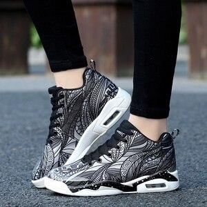 Image 4 - 남성 운동화 운동화 야외 스포츠 신발 편안한 통기성 조깅화 블랙 스니커즈 chaussure homme