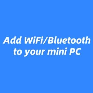 Add WiFi Bluetooth 3G/4G Modules To Your Mini PC