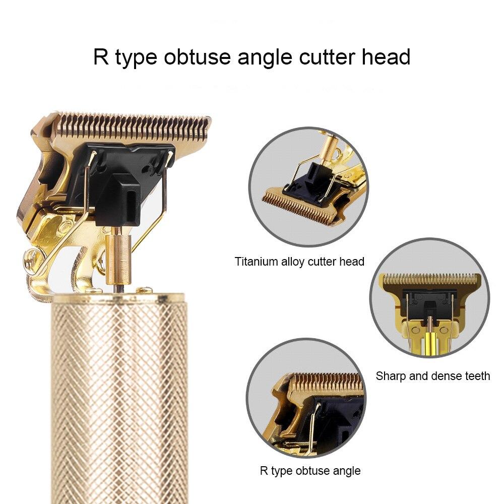 precisão máquina de corte de cabelo para