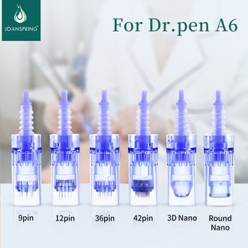 Bayonet Needles Cartridges For Dr pen A6 Nano/9 pin/12 pin/36 pin/42 pin Micro Needle Replacement Head Derma Pen Tattoo Needles 100pieces 9 12 36 42 pin cartridges for dr pen anti aging micro needles replaced cartridge for meso derma pen dermaroller