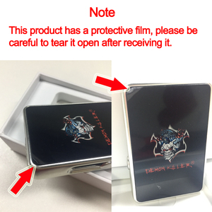 Image 2 - Original Demon Killer JBOX Mod 420mAh Built in battery Vape Mod fit JBOX Pod Cartridge Ceramic Coil E Cigarette Pod Vaporizer