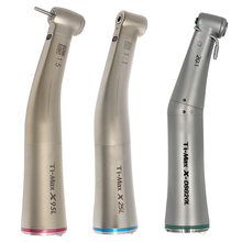 Ti-Max X25L/X95L Style Dental Fiber Optic Contra Angle Low Speed Handpiece 1:1/1:5/20:1 Air Turbine(China)