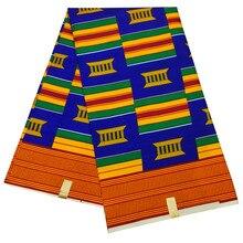 shenbolen african wax print fabric kent 6yards ankara wholesale polyester for dress