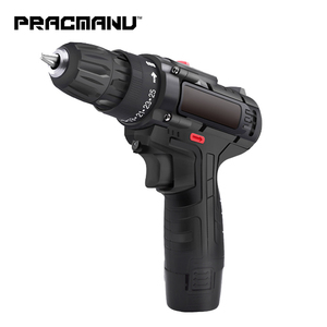 PRACMANU 12V Impact Drill Elec