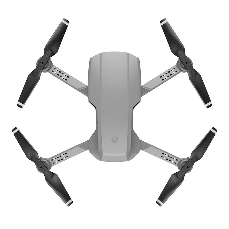 lowest price E99 Pro Dual-Lens Drone Folding Quadcopter Air Pressure Fixed Height Remote Control Aircraft