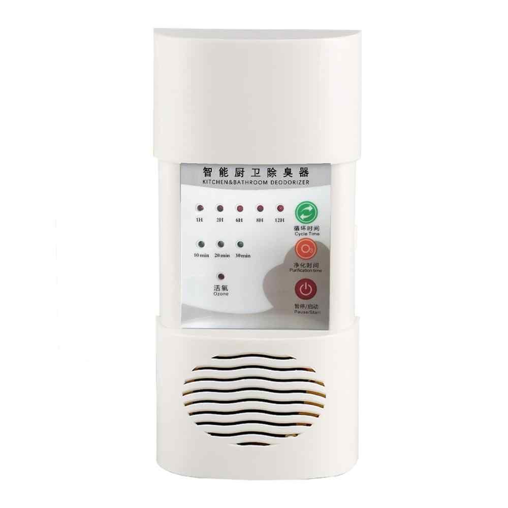 Ozon Generator Deodorizer Ozon Purifier Uitroeiing Van Bacteriën Formaldehyde Verwijdering O3 Luchtreiniger